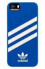 Adidas puzdro plastové Apple Iphone 5/5C/5S/SE modré