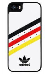 Adidas puzdro plastové Apple Iphone 5/5S German biele