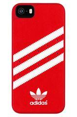 Adidas puzdro plastové Apple Iphone 5/5C/5S/SE Switzerland červené