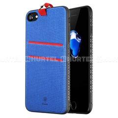 Baseus puzdro plastové Apple iPhone 7 modré HT
