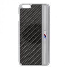 BMW puzdro plastové Apple iPhone 6/6S čierne BMHCP6MEB
