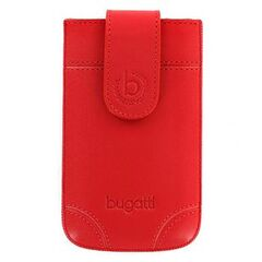 Bugatti puzdro vsuvka M Dublin červené