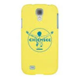 Chiemsee puzdro plastové Samsung I9500 Galaxy S4 Kongur žlté
