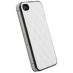 Krusell puzdro plastové Apple iPhone 4/4S biele