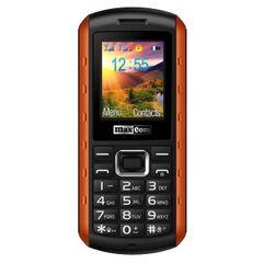 Maxcom MM901 Szary IP67 oranžový
