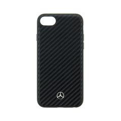 Mercedes puzdro plastové Apple iPhone 6/6S/7 MEHCP7SRCFBK Dynamic čier