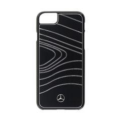 Mercedes puzdro plastové Apple iPhone 7 MEHCP7OLBRBK čierne