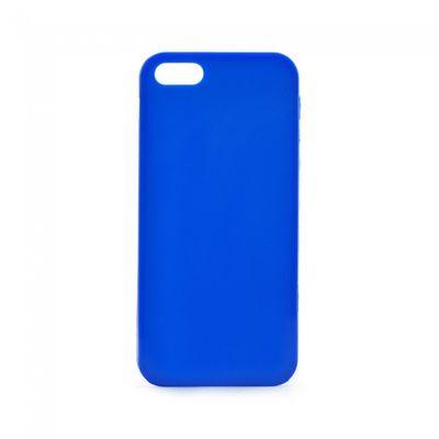 Puzdro gumené Apple iPhone 4/4S Jelly Brihgt modré PT