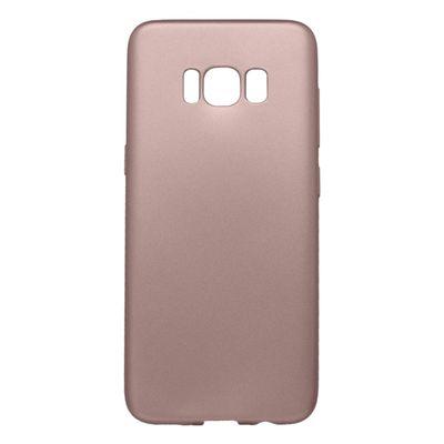 Puzdro gumené Samsung G850 Galaxy S8 medené hladké
