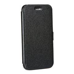 Puzdro knižka Samsung A605 Galaxy A6 Plus Pocket čierne PT