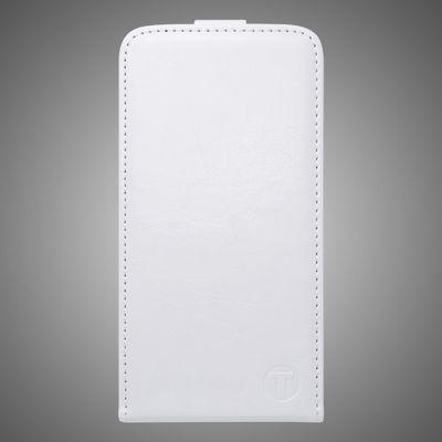 Puzdro knižka Samsung G935 Galaxy S7 Edge biele