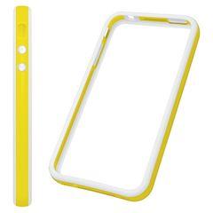 Puzdro rámik Apple iPhone 4/4S žlté