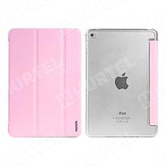 Remax puzdro knižka Apple iPad Air 2 ružové HT