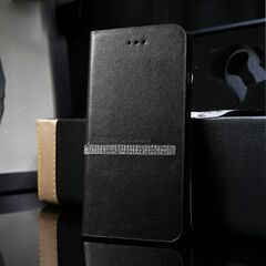 Remax puzdro knižka Apple iPhone 6/6S kamienky čierne