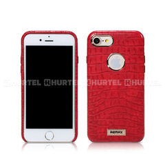 Remax puzdro plastové Apple iPhone 7 Maso series červené HT