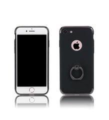 Remax puzdro plastové Apple iPhone 7 Plus Lock series čierne HT