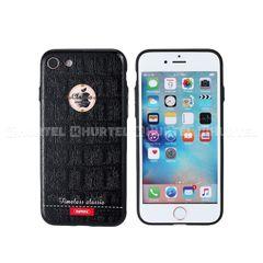 Remax puzdro plastové Apple iPhone 7 Sinche series čierne HT