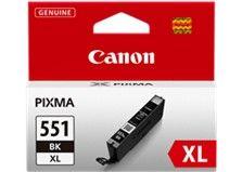 Toner Canon CLI-551BK XL originál čierny