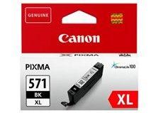Toner Canon CLI-571BK XL originál čierny