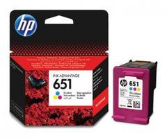 Toner HP C2P11AE no.651 originál farebný