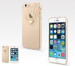 Usams puzdro gumené Apple iPhone 6/6S Sea Wave