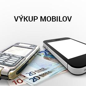 Výkup mobilov