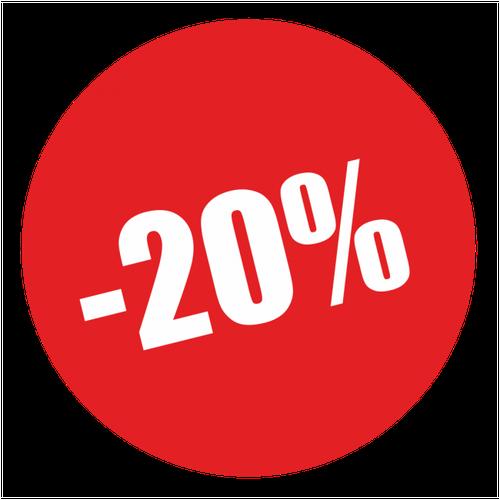 20% zľava na príslušenstvo na ďalší nákup