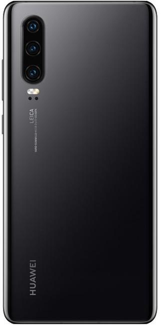 Huawei P30 čierny
