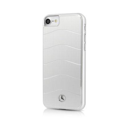 Mercedes puzdro plastové Apple iPhone 7 MEHCP7CUSALSI strieborné zväčšiť  obrázok d27798085e3