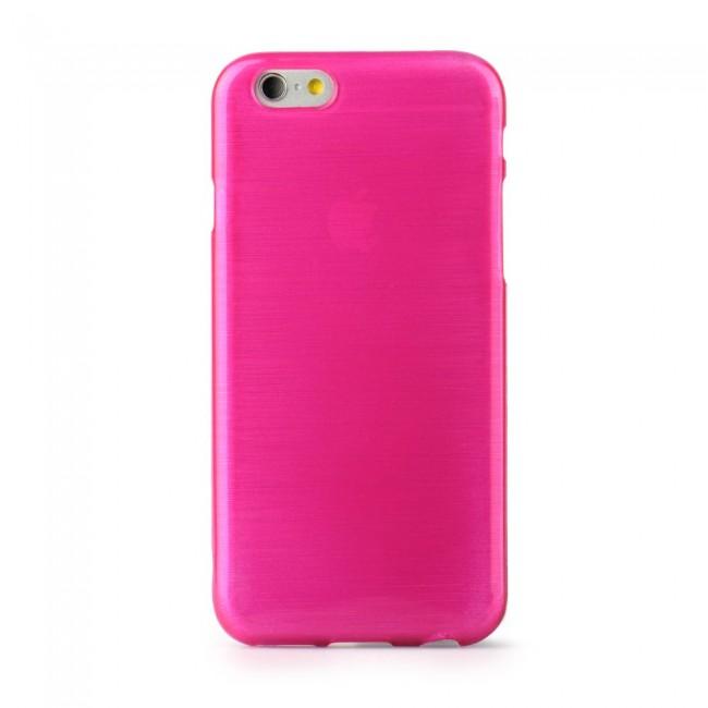 Puzdro gumené Apple iPhone 6 6S Jelly Case ružové PT zväčšiť obrázok f127da48742