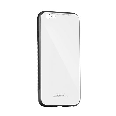 puzdro gumené apple iphone 6 plus glass biele pt - Predaj mobilov a ... 415ce9d79af
