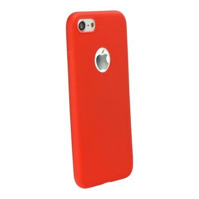 Puzdro gumené Apple iPhone 8 Plus Forcell Soft červené PT zväčšiť obrázok e7f97c9cec4