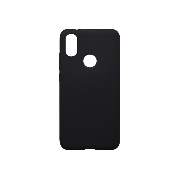 Puzdro gumené Xiaomi Mi A2 čierne