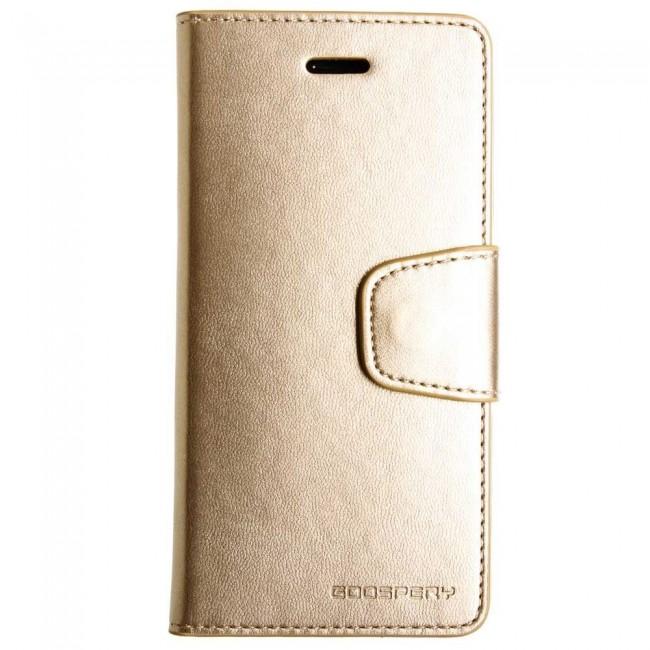 puzdro knižka apple iphone 6 6s goospery zlaté - Predaj mobilov a ... 551e42f7106