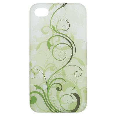 puzdro plastové apple iphone 4 4s bielo-zelené - Predaj mobilov a ... 780b2a57d1b