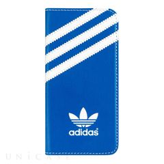 Adidas puzdro knižka Apple Iphone 5/5C/5S/SE modro-biele
