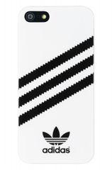 Adidas puzdro plastové Apple Iphone 5/5S biele