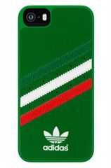 Adidas puzdro plastové Apple Iphone 5/5C/5S/SE Mexico zelené