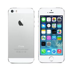 Apple iPhone 5S 16GB strieborný repasovaný
