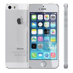 Apple iPhone 5S 16GB strieborný použitý