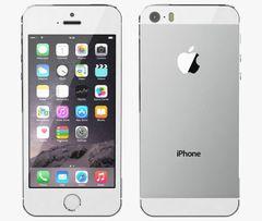 Apple iPhone 5S 16GB strieborný zánovný