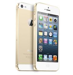 Apple iPhone 5S 16GB zlatý použitý