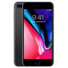 Apple iPhone8 Plus 256GBšedý