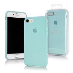 Apple puzdro gumené Apple Iphone 6/6S azúrovo-modré