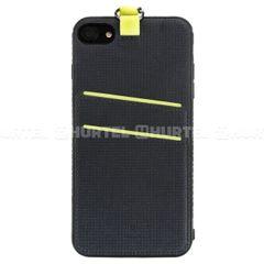 Baseus puzdro plastové Apple iPhone 7 čierne HT