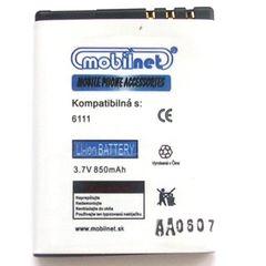 Batéria Nokia 6111 Li-ion 850mAh BL-4B