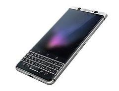 BlackBerry KEYone Qwerty strieborný