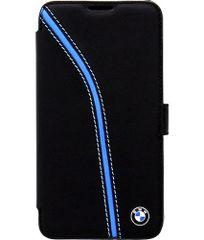 BMW puzdro knižka Samsung G900 Galaxy S5 BMFLBKS5PIB čierne