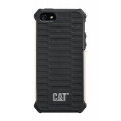 Caterpillar puzdro plastové Apple Iphone 5/5C/5S/SE čierne