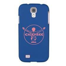 Chiemsee puzdro plastové Samsung I9500 Galaxy S4 Kongur modré